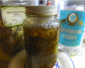 Making Herbal Extracts Without Alcohol